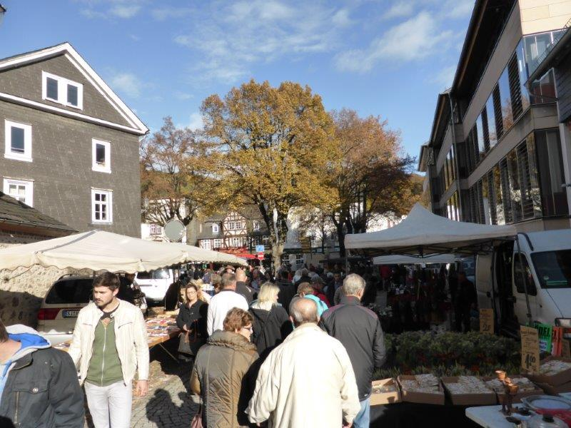 Dillenburger City-Flohmarkt