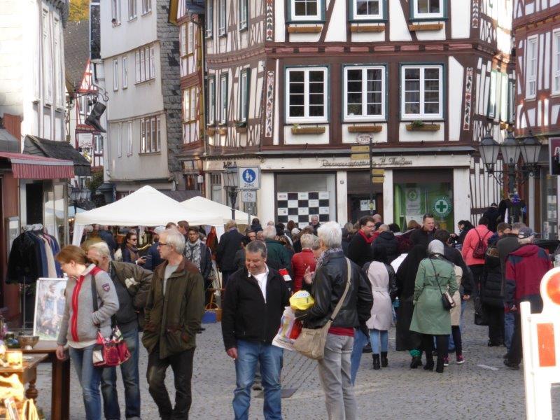 Verkaufsoffener Sonntag in Dillenburg